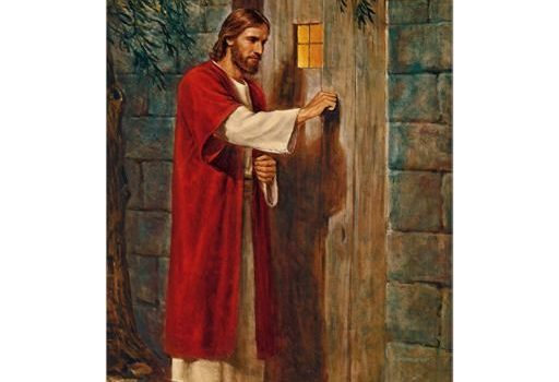 Isus kuca na vrata tvoga srca