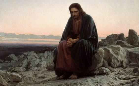 Isusova kušnja  (Lk  4, 1-13)