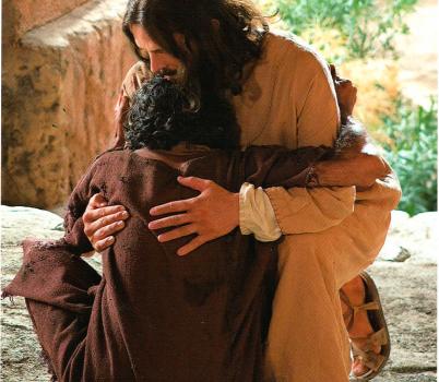 ISUS TE LJUBI