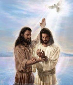 KRŠTENJE GOSPODINOVO